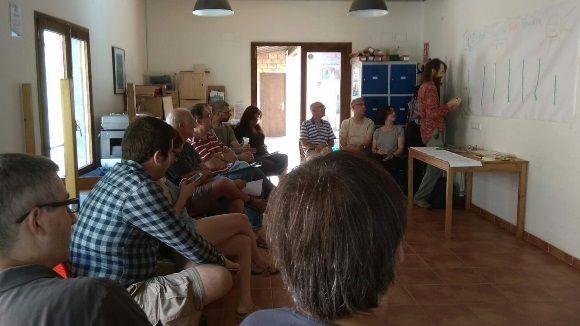 L'assemblea ho ha decidit aquest dissabte / Foto: @caltemerari