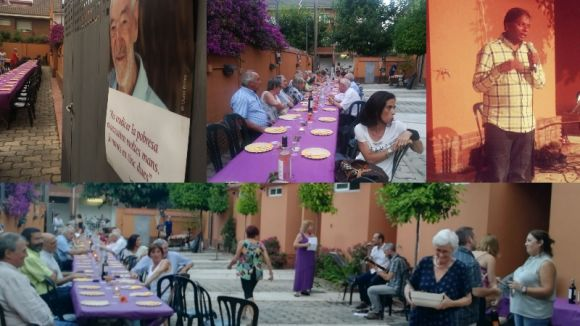 La Fundació Vicente Ferrer recapta 2.310 euros a Sant Cugat per a la construcció d'una casa a l'Índia