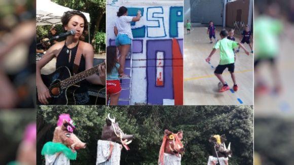 La Floresta tanca els primers tres dies de Festa Major amb un gran èxit de participació