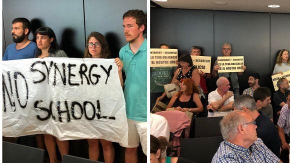 La seguretat i un projecte d'escola privada a la Floresta marquen l'audiència pública