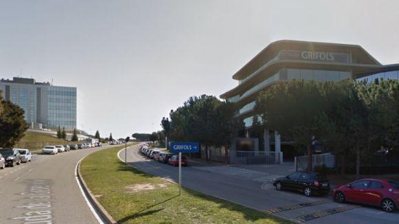 Grifols farà un pas soterrat a l'avinguda de la Generalitat amb la voluntat d'ampliar les instal·lacions a Sant Cugat
