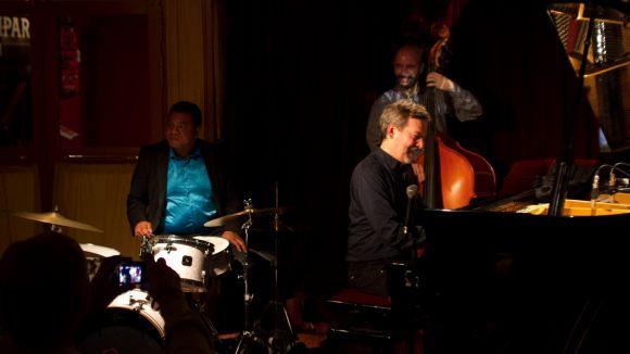 L'Ignasi Terraza Trio, últim dijous de jazz a El Siglo Mercantic de la temporada
