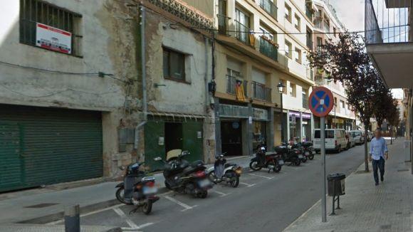 Tall de trànsit a l'avinguda de Catalunya fins aquest divendres