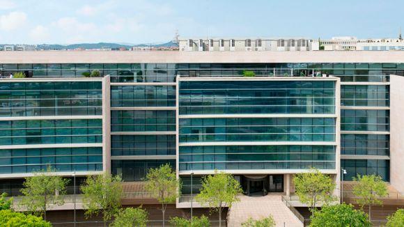 L'edifici on es traslladarà Markem-Imaje / Foto: Axiare