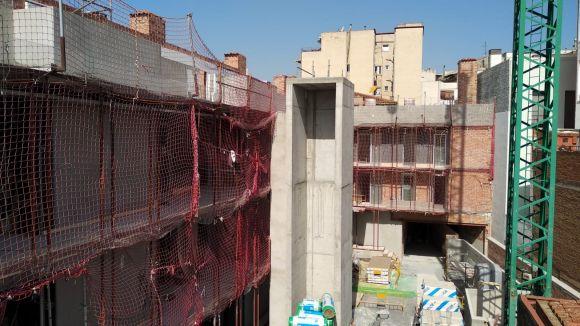 Els pisos de protecció oficial per a gent gran de Rius i Taulet s'entregaran al novembre