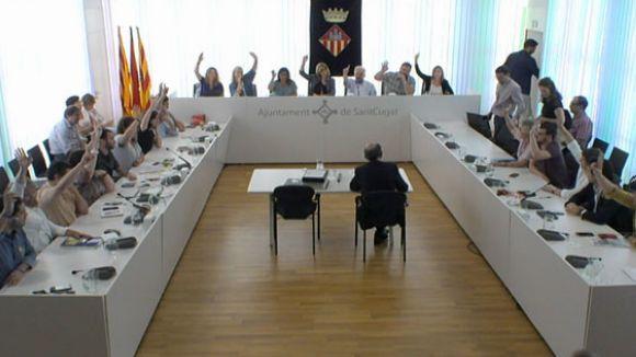 El concurs municipal de publicitat, informació per als regidors no adscrits i Can Cabassa, al torn de precs i preguntes