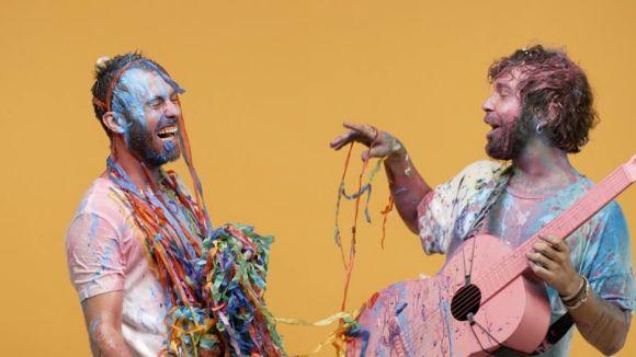 El grup santcugatenc Arnau Griso llança 'El gusto es mío', el primer single del seu nou àlbum