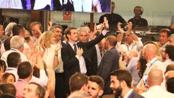 El PP de Sant Cugat creu que Casado atraurà els votants que van marxar a altres formacions