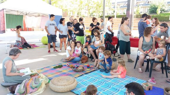 Anhel celebra el primer aniversari a Sant Cugat amb l'objectiu d'arribar a les escoles
