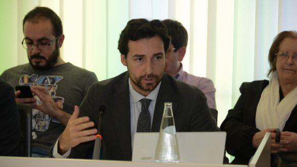 Álvaro Benejam, nou tresorer del PP Català