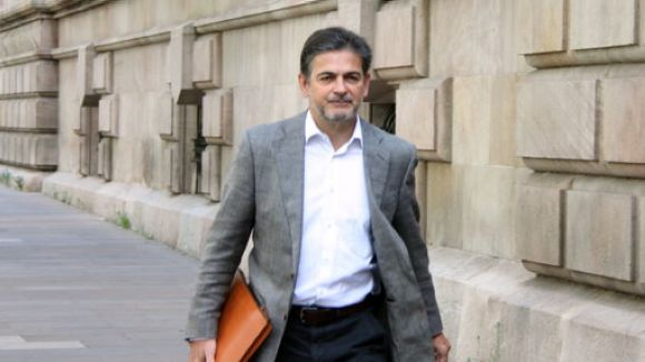 Oriol Pujol accepta davant l'Audiència dos anys i mig de presó per cobrar comissions irregulars en el 'cas ITV'