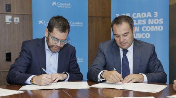 EsadeCreapolis i CaixaBank signen un acord per crear un observatori d'Innovació Turística