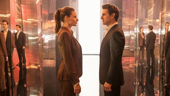 Tom Cruise torna a la gran pantalla amb la sisena entrega de 'Misión imposible'