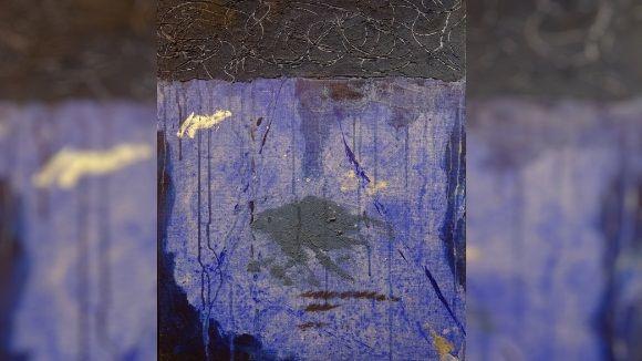 Una de les obres d'Argimon / Foro: Canals galeria d'art