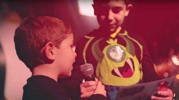El Petits Camaleons busca petits presentadors per al festival