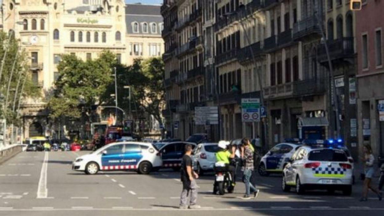 S'aixeca parcialment el secret de sumari dels atemptats del 17-A a Barcelona i Cambrils