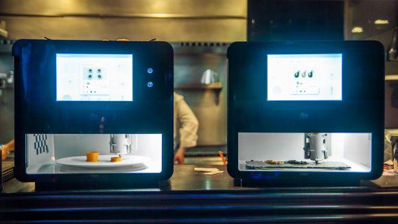 La impressió 3D d'aliments, a 'El Pou' amb Natural Machines