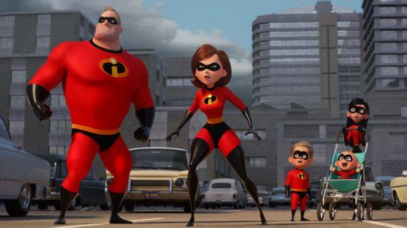 'Els Increïbles 2' arriben a la gran pantalla