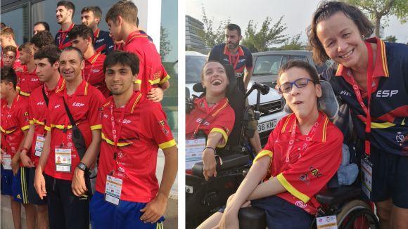 Mònica Bell i Guillem Rivera, representants santcugatencs als World Games