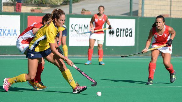 La 'Red Stick' Maialen García fitxa pel Junior Sant Cugat