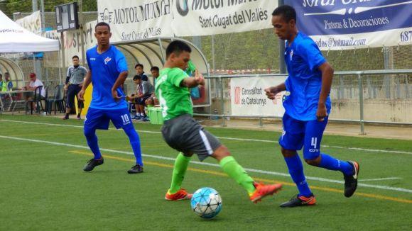 Sant Cugat aspira acollir el Mundial de futbol 7 de paralítics cerebrals del 2020