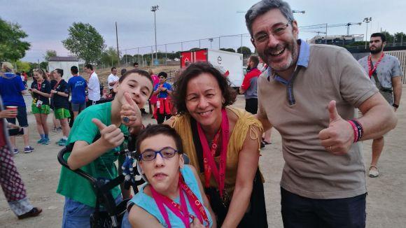Mònica Bell, segona en parelles de boccia i cinquena a la general en els World Games