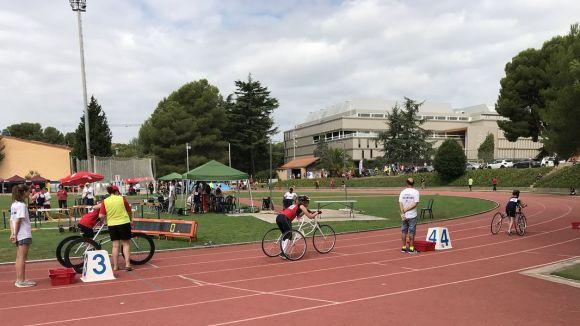 Sant Cugat 'fa història' en la celebració dels World Games d'esport adaptat