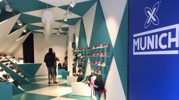 Munich inaugura la primera botiga a Sant Cugat