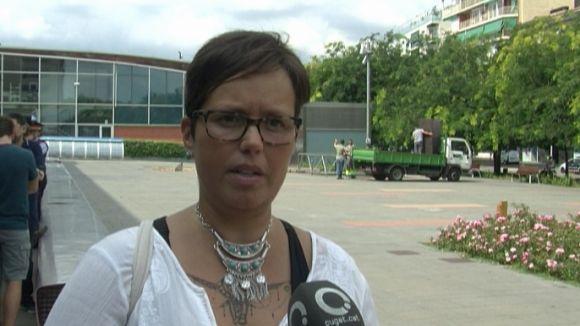 Adriana Martín: 'Els polítics s'oblidaran de nosaltres al dia següent del 17-A'