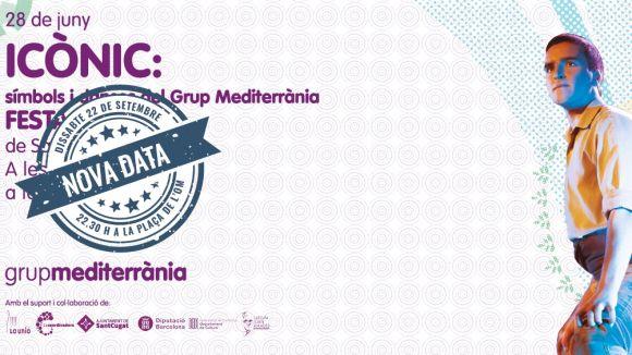 L'espectacle 'Icònic' del Grup Mediterrània ja té nova data d'estrena