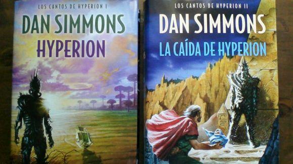 El club donarà el tret de sortida amb les dues primeres novel·les de la saga 'Los cantos de Hyperion' / Foto: Celler de Llibres