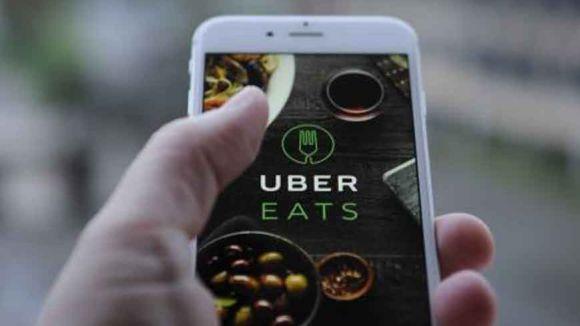 L'app d'entrega de menjar domicili d'Uber arriba a Sant Cugat