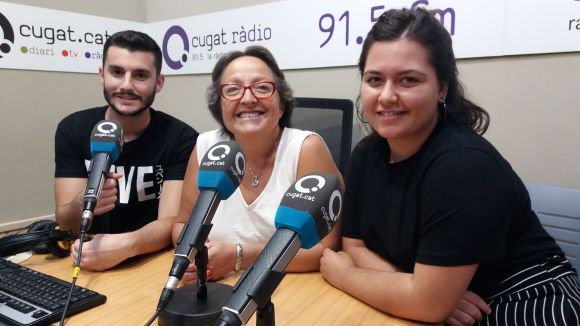 Vine de públic al programa especial del 'Connectats' pel Dia Mundial de la Ràdio