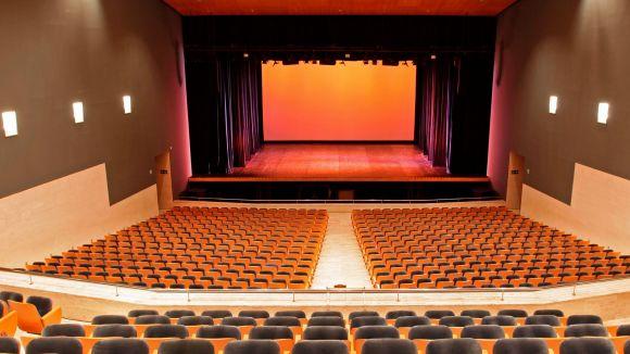 El Teatre-Auditori fa 25 anys amb un record als més de mil espectacles que ha acollit