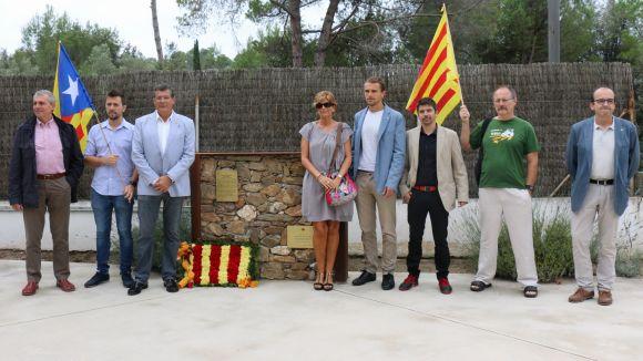 Diada Nacional de Catalunya: actes institucionals a Valldoreix