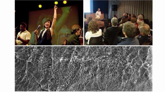 Música, art i xerrades marquen l'agenda d'avui a Sant Cugat