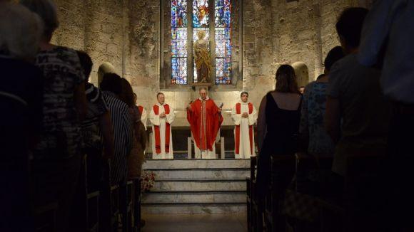 ICV-EUiA vol eliminar, entre d'altres, la Missa Major dels actes oficials / Foto: Localpres