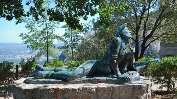 Sant Cugat reclama actualitzar el cens de simbologia franquista de Catalunya