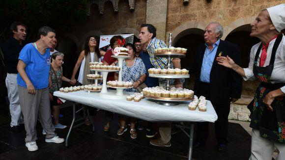 La Fundació Privada Jeroni de Moragas bufa les espelmes dels 25 anys al Claustre