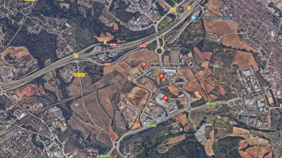 Sant Cugat es posiciona contra la implantació d'un macrocentre comercial a Cerdanyola