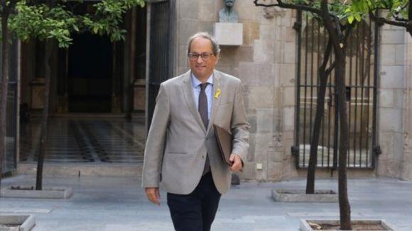 Imatge d'arxiu del president de la Generalitat / Foto: ACN