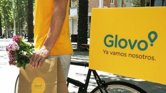L'aplicació per sol·licitar encàrrecs Glovo aterrarà a Sant Cugat a finals d'octubre
