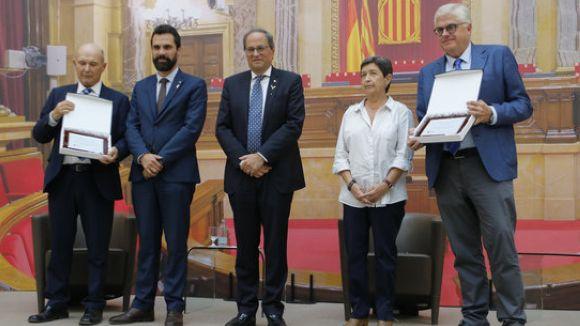 La trajectòria de Martí Rigau, reconeguda pel nou Col·lectiu Ciutadella