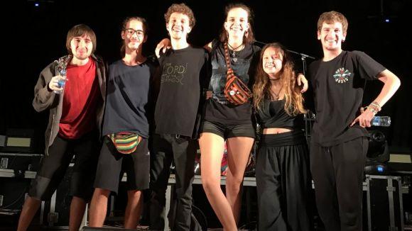Els Koré, guanyadors del 2n concurs de bandes Sound Music de Valldoreix