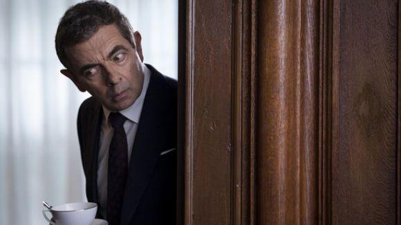 Rowan Atkinson torna a donar vida a l'agent Johnny English a les estrenes de cinema d'avui