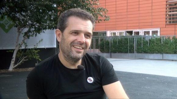 Vidal (Sant Cugat 1-O): 'L'1-O et senties viu, políticament actiu i valorat com a ciutadà'