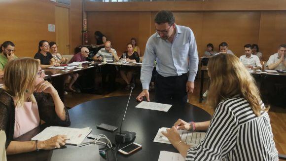 Sergio Blázquez, nou conseller comarcal
