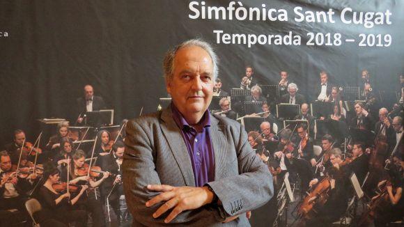 Josep Ferré (director OSSC): 'La programació d'aquesta temporada és molt ambiciosa'