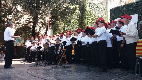 Arriba el tradicional concert de Santa Cecília / Foto: Localpres