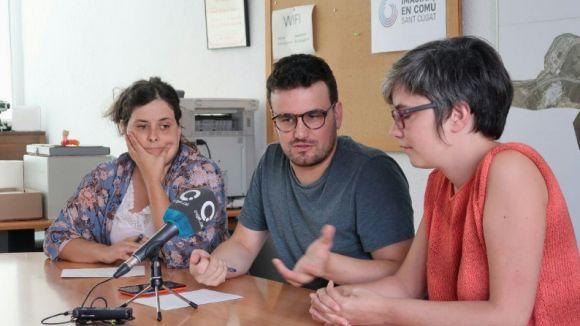Sant Cugat en Comú comença a caminar per definir discurs i programa electoral